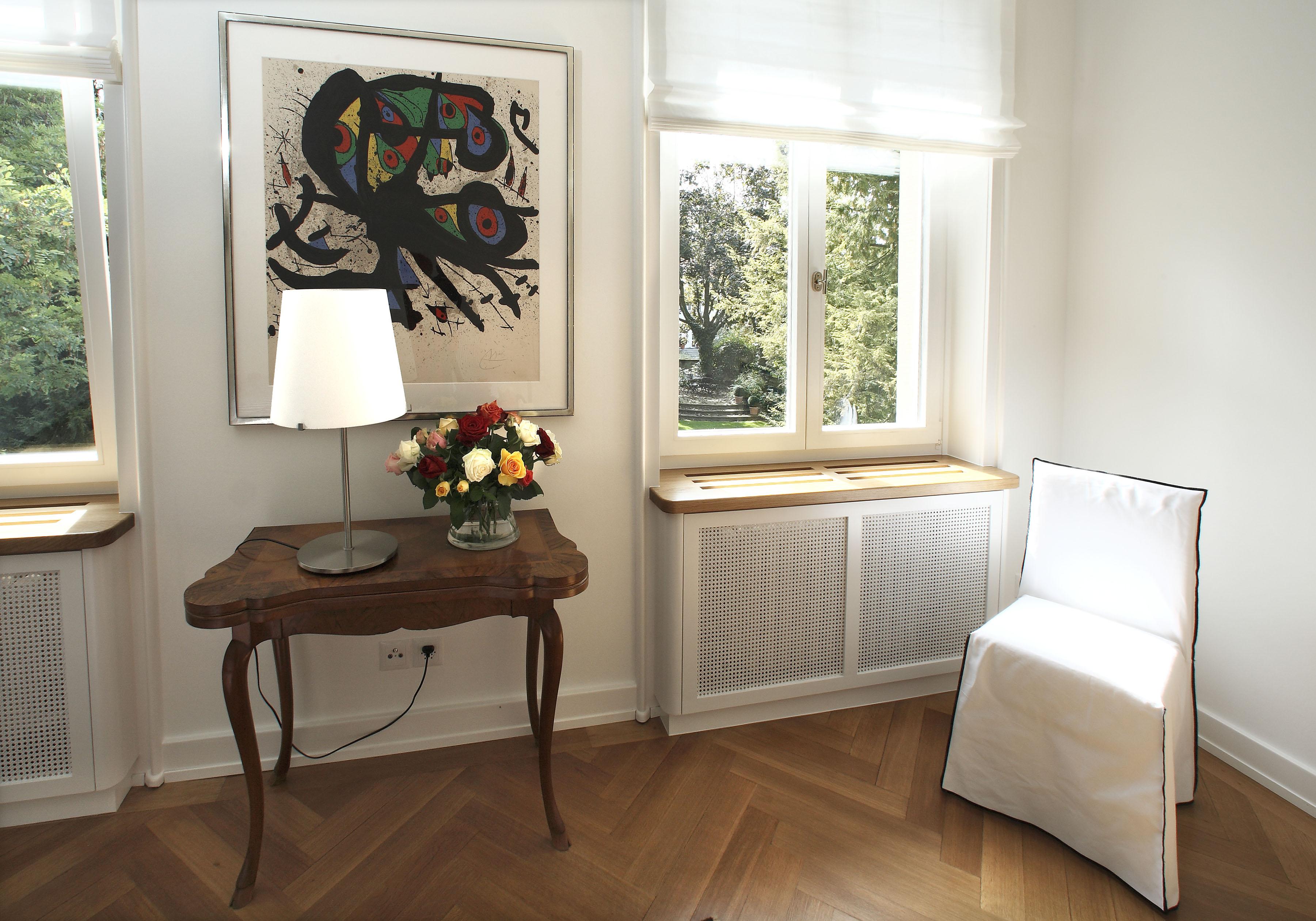 Furnished apartment/Möbiliertes Wohnen in herrschaftlicher 3.5 Zi. Altbauwohnung auf dem Bruderholz