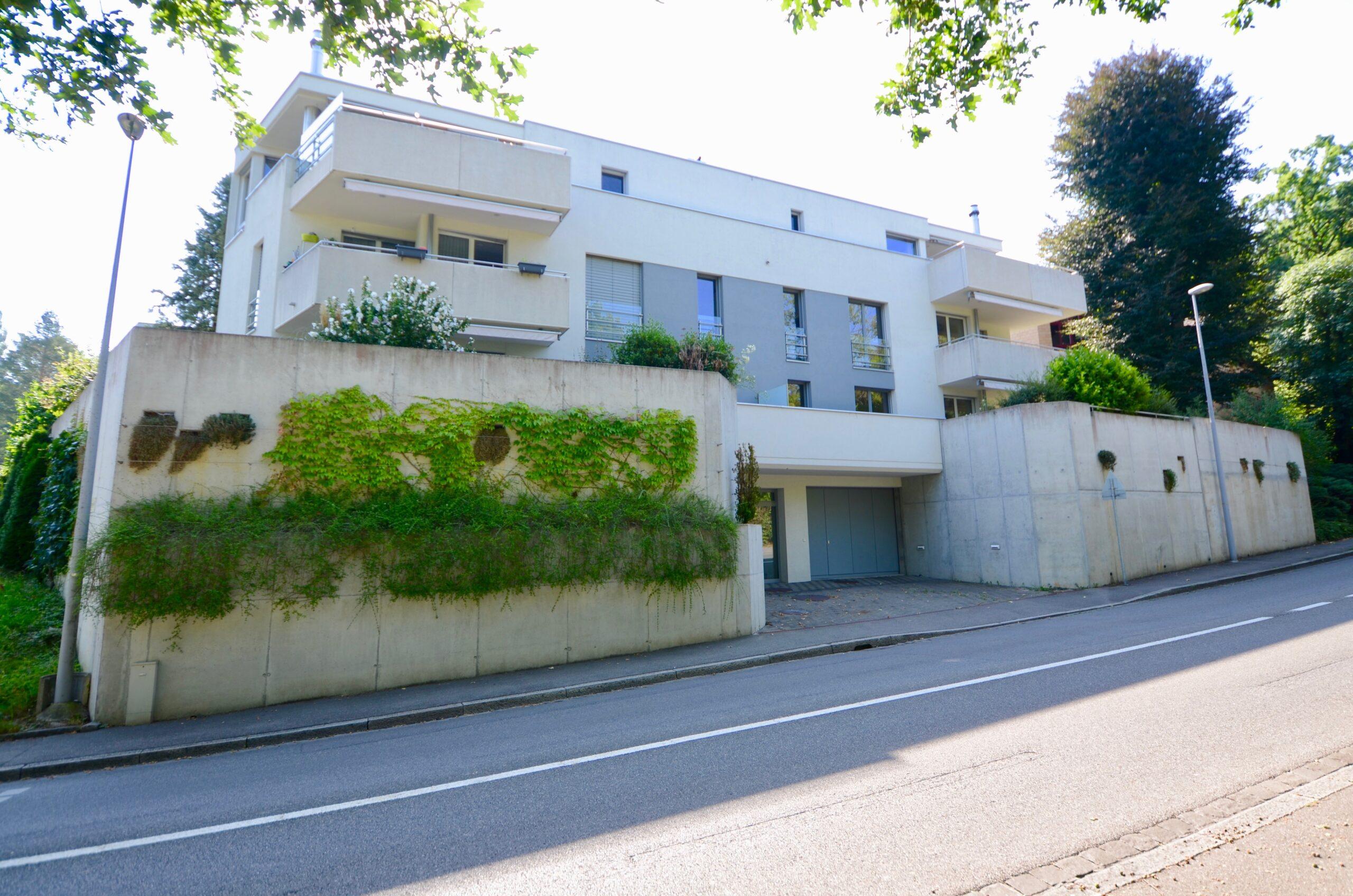 4.5 Zi.-Wohnung mit schönem Balkon auf dem Bruderholz